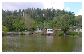 Yercaud Lake Boat House